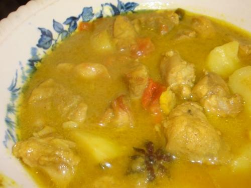 cumin and coriander chicken